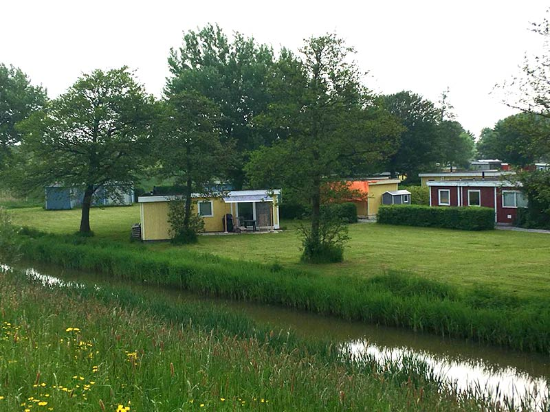 Ferienhaus Beach Chalet Holland
