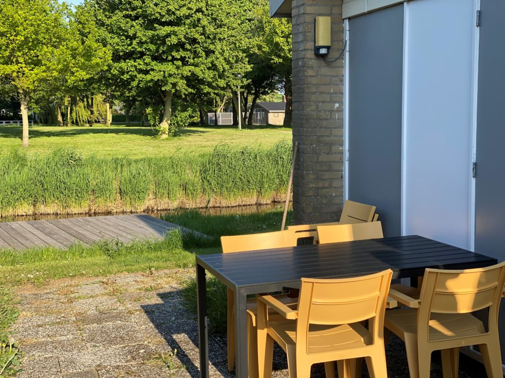 Haus 413 Ansicht Außen Blick auf Kracht