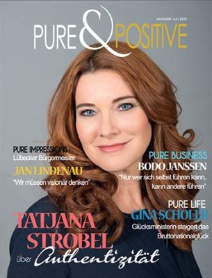 Cover PURE & POSITIV 07/2018
