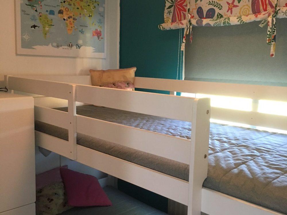 Schlafbereich mit Hochbett 169