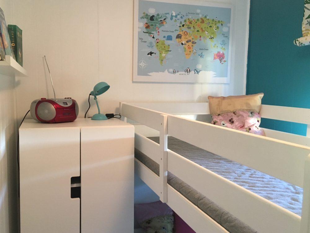 Schlafbereich mit Hochbett 2 169